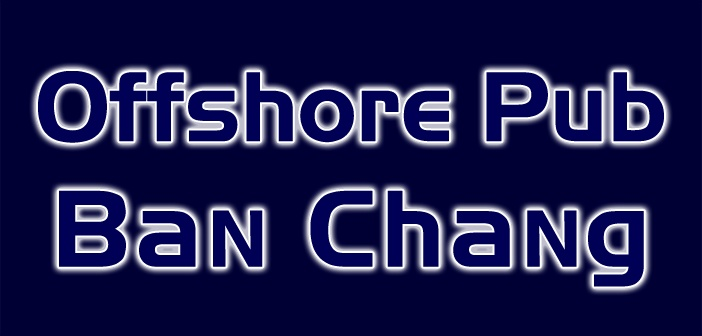 Offshore bar and pub Ban Chnag