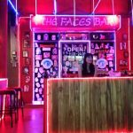 Faces bar exterior