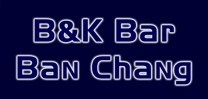 B and K bar Ban Chang