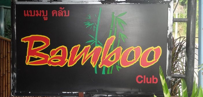 Bamboo bar and Club Ban Chang