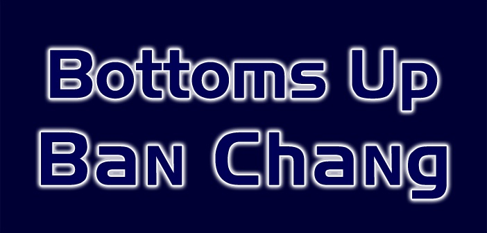 Bottoms Up bar Ban Chang