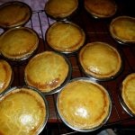 Home made pies at Valley View Ban Chang