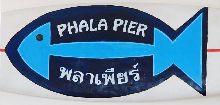 Phala Pier cafe and restaurant