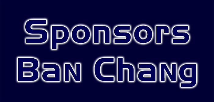 Ban Chang website sponsors