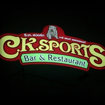 CK Sports bar Ban Chang