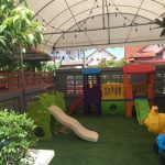 Childrens play area Micasa bar Ban Chang